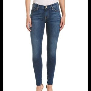 Hudson Skinny Jeans Light Wash